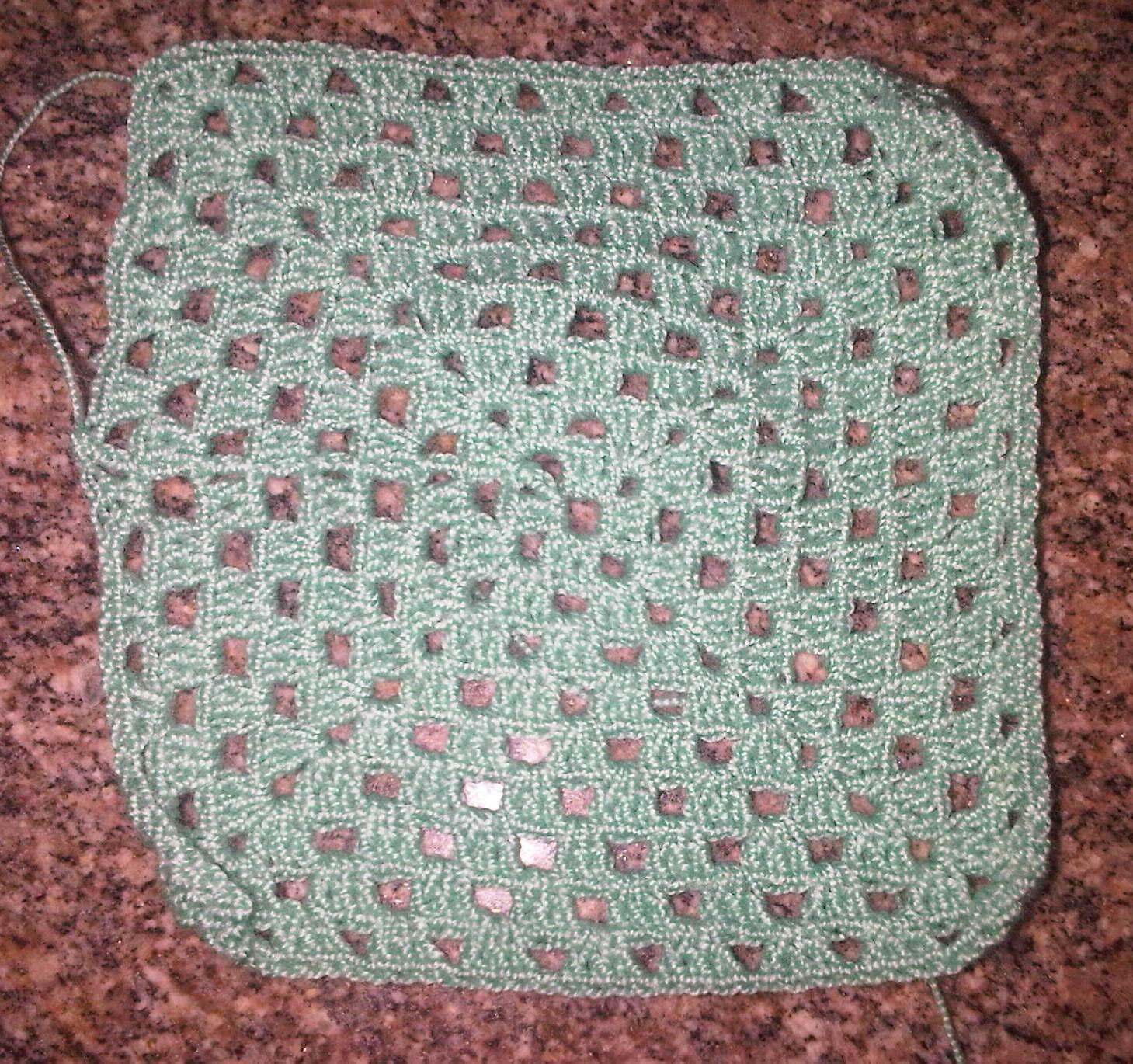 Blocking O Bloqueo De Tejido A Crochet Tutorial Pap Hecho A Mano