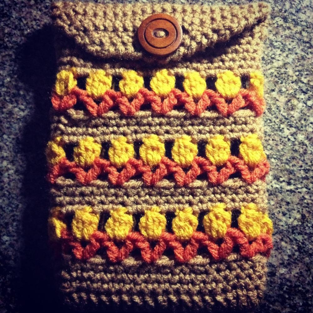 Punto Tulipanes - Un gráfico de crochet Gratis! (2/4)