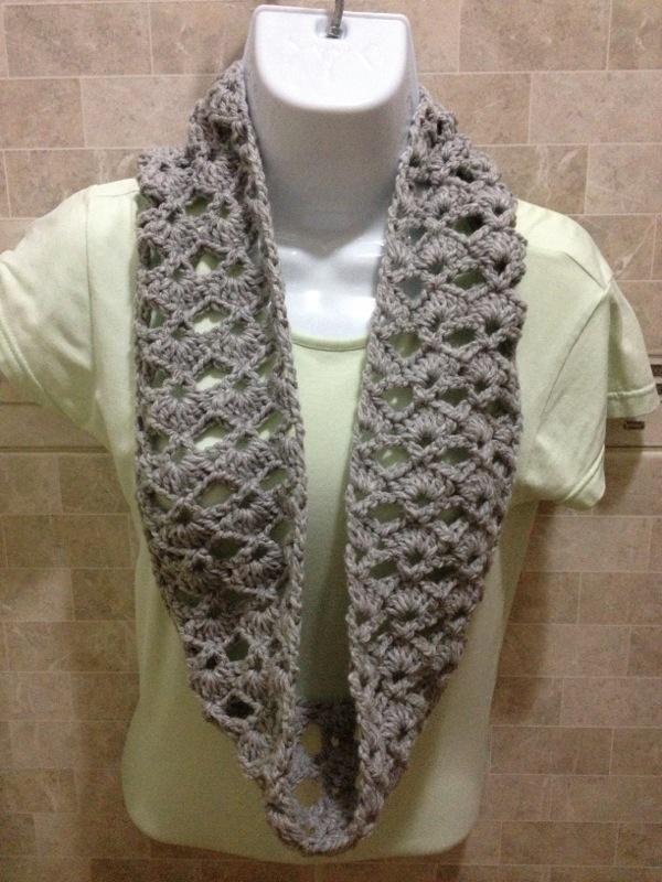 Bufandas. Scarves. Grafico gratis. Free chart. Crochet (1/6)