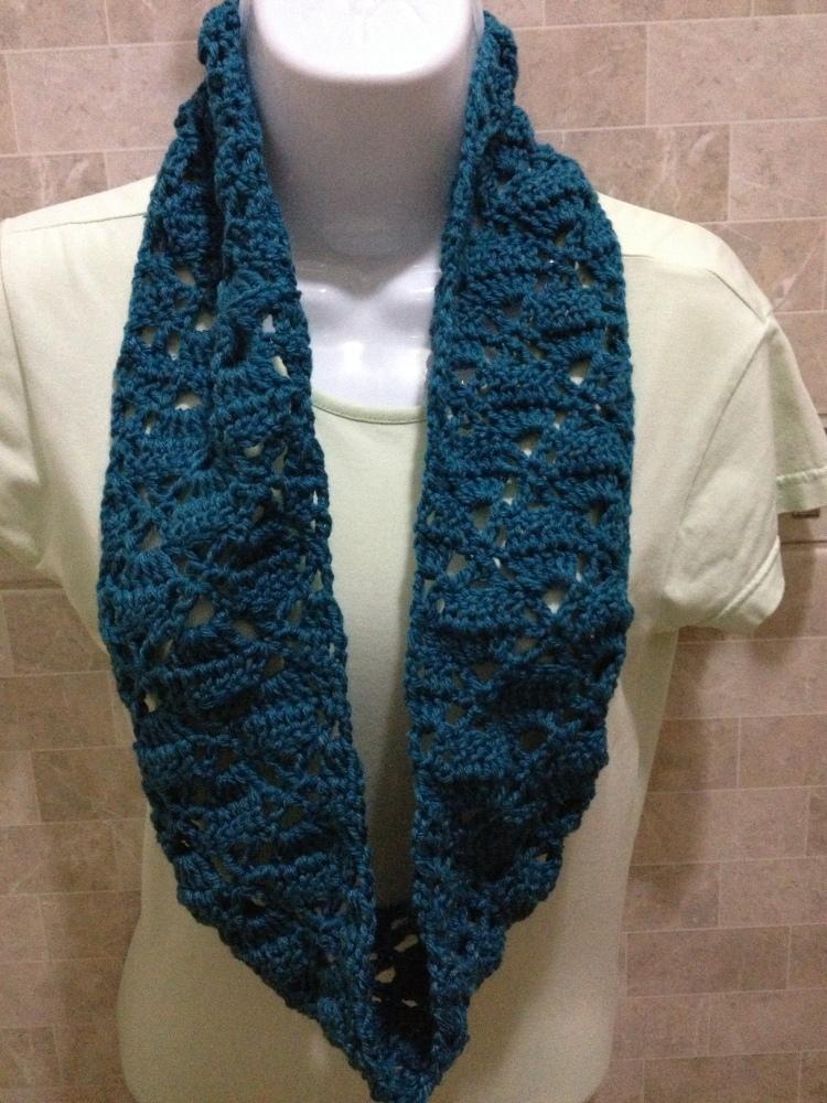 Bufandas. Scarves. Grafico gratis. Free chart. Crochet (2/6)