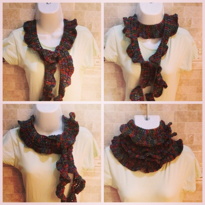 Cuellos a crochet – Peter Pan Crochet Collars – Free Pattern ...