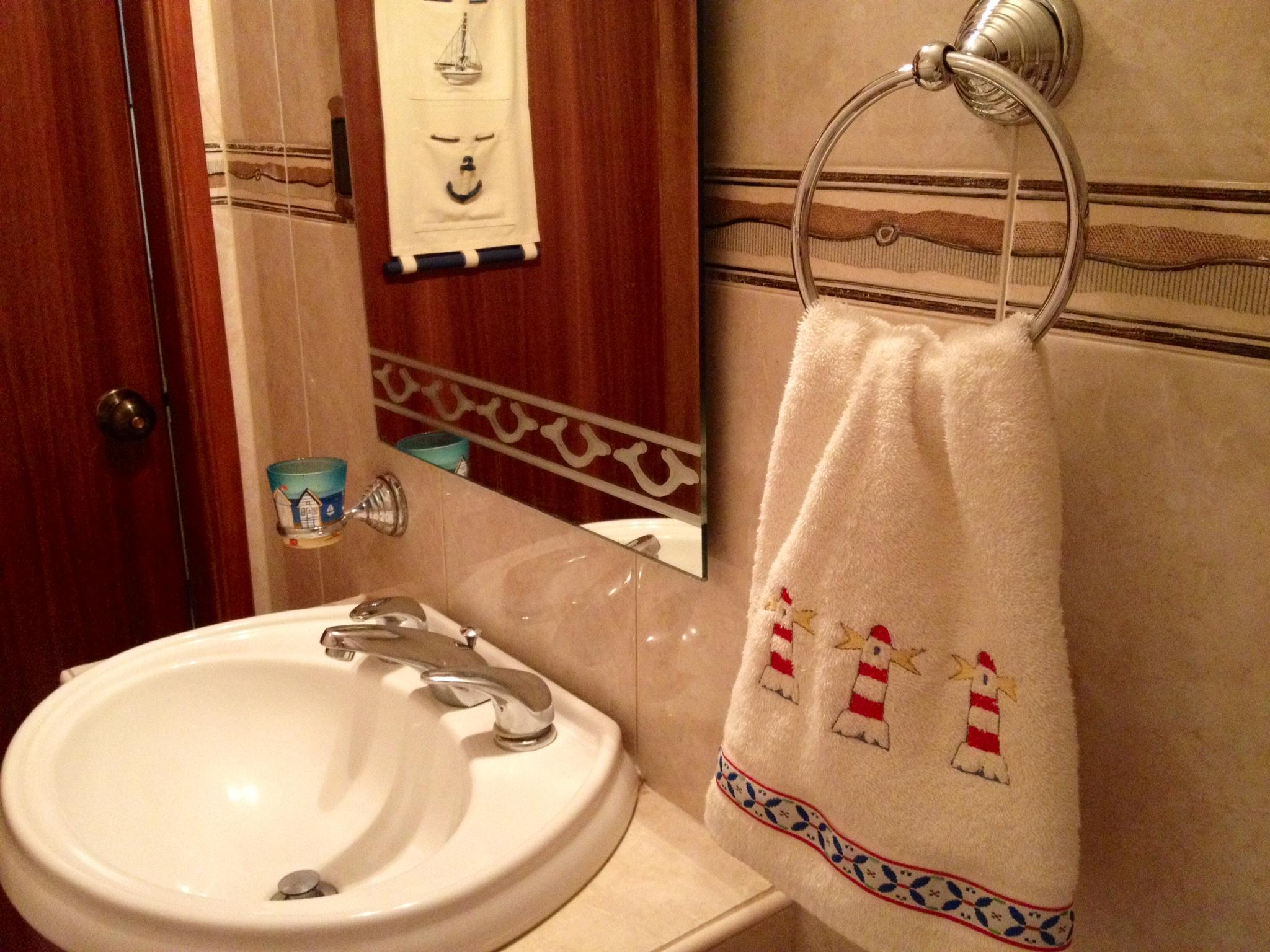 Decorar Baño Toallas:Toallas