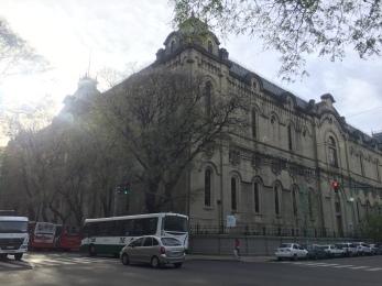 Un edificio hermoso en Caballito