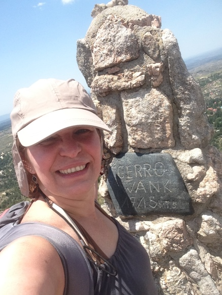 Cerro Wank en Cordoba